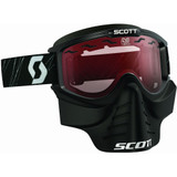 Scott 83X Safari Facemask Goggles