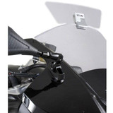 Puig Clip-On Motorcycle Windshield Deflector
