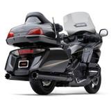 Cobra 4in. Slip-On Motorcycle Exhaust