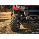 "Super ATV Can-Am Defender High Clearance 2"" Forward Offset Tubed A Arms"