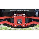 Super ATV Polaris RZR XP 1000 Rear Receiver Hitch