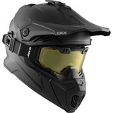 CKX Titan Air Flow Solid Snow Helmet