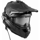 CKX Titan Electric Combo Solid Snow Helmet