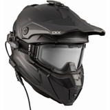 CKX Titan Electric Combo Solid Snow Helmet