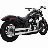 "Vance & Hines 3"" Eliminator 300 Slip-On Exhaust for Harley Davidson"