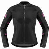 Icon Womens Mesh AF Jacket