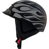 Zox Alto Custom Hot Rod Helmet