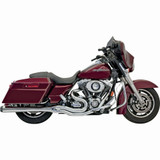 Bassani Road Rage II Mega Power 2-Into-1 Exhaust