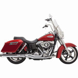 Bassani Road Rage 2-Into-1 Exhaust System