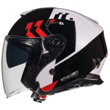 MT Thunder 3 SV Jet Venus Helmet