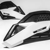 Holeshot Deuce Speedguards (White)