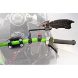 PowerMadd Handguard Tri-Mount Kit for ATV/Snowmobiles/Motorcycles