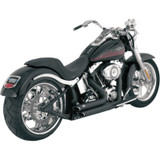Vance & Hines Shortshots Staggered Exhaust for Harley Davidson