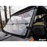 Super ATV Flip Down Polycarbonate UTV Windshield