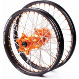 SM Pro Platinum MX Dirt Bike Wheel
