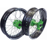 SM Pro Platinum Supermoto Dirt Bike Wheel