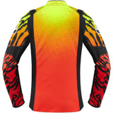 Icon Womens Overlord SB2 Wild Child Jacket (Orange)