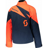 Scott CompR Insulated Jacket And Pants Kit (Midnight Blue/Shocking Orange)