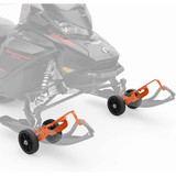 Ski Saver Flex Snowmobile Ski Wheels