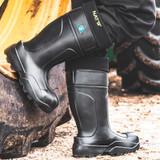 Nat's EVA Safety Boots (Black)