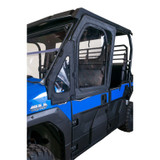 Seizmik UTV Framed Upper Half Door Kit for Kawasaki Mule