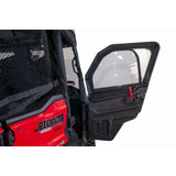 Seizmik UTV Framed Upper Half Door Kit for Honda Pioneer