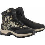 Alpinestars CR-6 Drystar Shoes