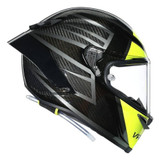 AGV Pista GP RR Essenza 46 Helmet (Yellow/Black)