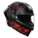 AGV Pista GP RR Performance Helmet (Carbon/Red)