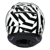 AGV K6 Secret Helmet (Black/White)