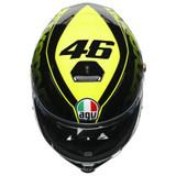 AGV K5 S Fast 46 Helmet (Yellow)