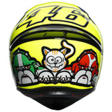 AGV K1 Rossi Mugello 2016 Helmet (Yellow/Blue)