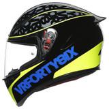 AGV K1 Speed 46 Helmet (Black/Grey)