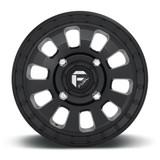 Fuel D630 Tactic Wheel (Matte Black)