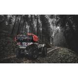 Tesseract 112L Rear Cargo Box for Polaris Sportsman Touring XP/SP