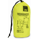 Givi VEST02 Trekker Vest (Yellow/Black)
