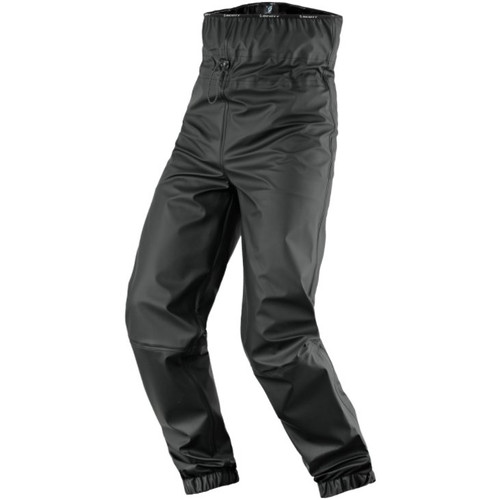 Scott Womens Ergonomic Pro DP Rain Pants (Black)