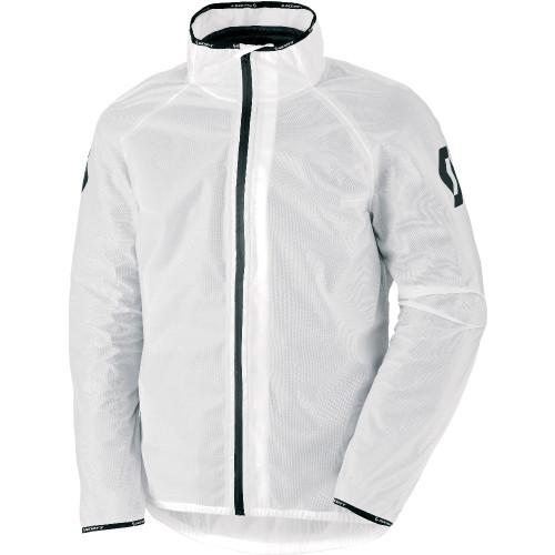 Scott Ergonomic Light DP Rain Jacket (White)