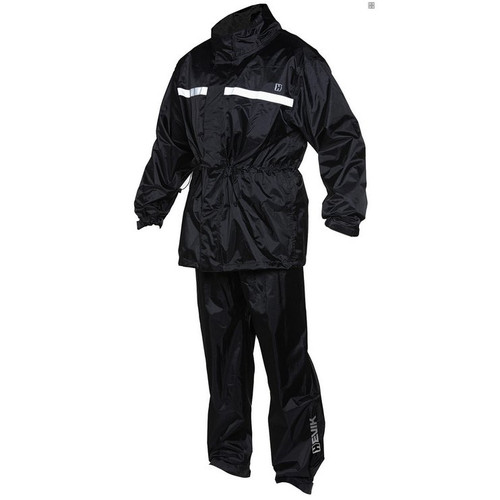 Hevik Dry Light Rain Suit (Black)