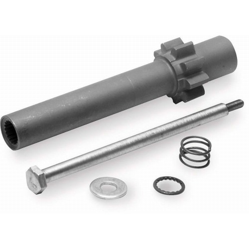 All Balls 1-Piece Replacement Jackshaft Assembly for Harley Davidson