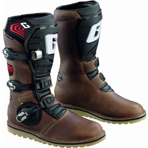 Gaerne Balance Oiled Boots (Brown)