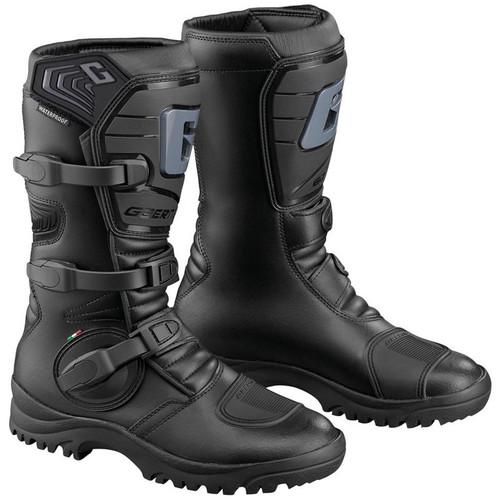 Gaerne G-Adventure Drytech Boots (Black)