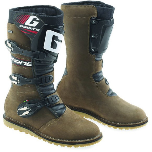 Gaerne G-All Terrain Gore-Tex Boots (Brown)