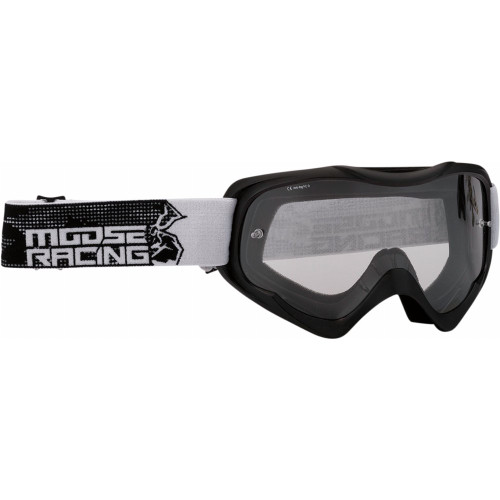 Moose Qualifier Agroid Goggles