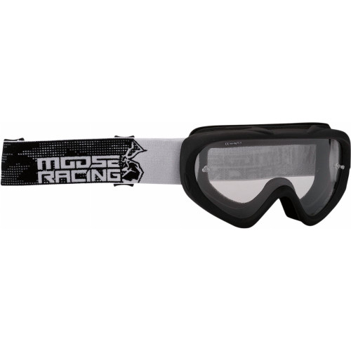 Moose Youth Qualifier Agroid Goggles