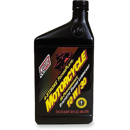Klotz 4T TechniPlate Synthetic Engine Lubricant