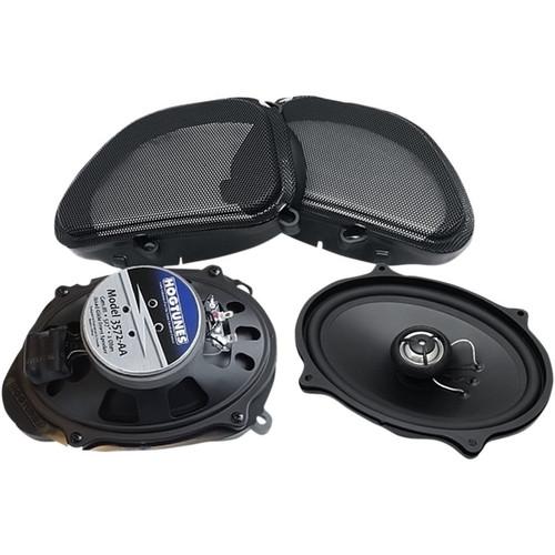 """Hogtunes Gen3 5""""x7"""" Front Speakers for Harley Davidson"""