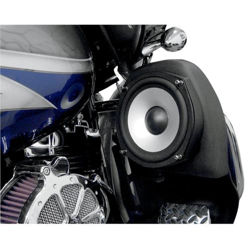 "Hogtunes 7"" Lower Fairing Woofer Kit for Harley Davidson"