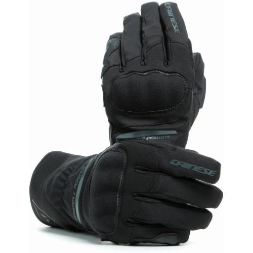 Dainese Womens Aurora D-Dry Gloves (Black)