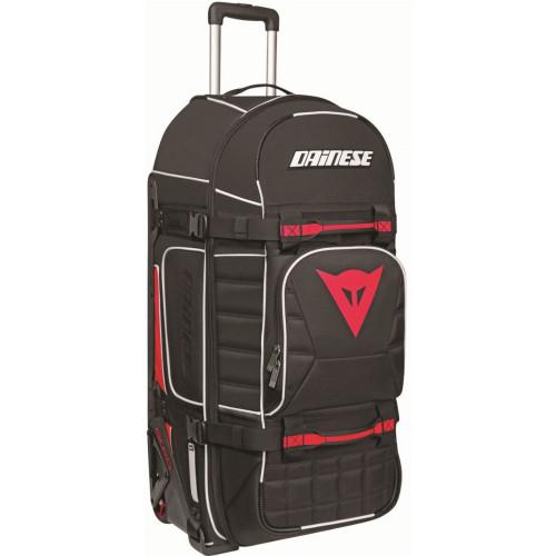 Dainese D-Rig Wheeled Bag (Stealth Black)